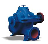 YYO/YYOW型單級雙吸中開蝸殼式離心泵