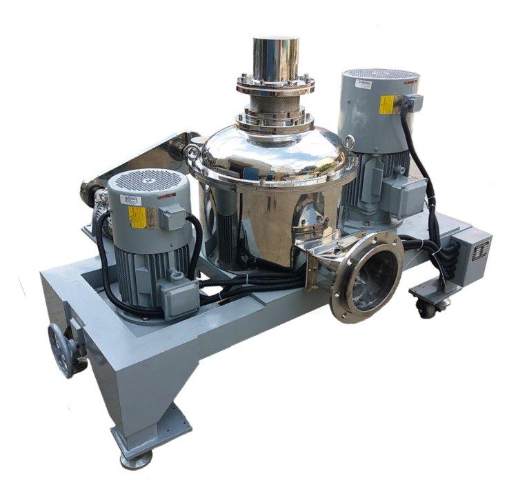 无污染机械式超细粉碎机的图片