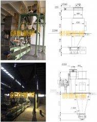 DCS系列敞口袋自动包装生产线的图片