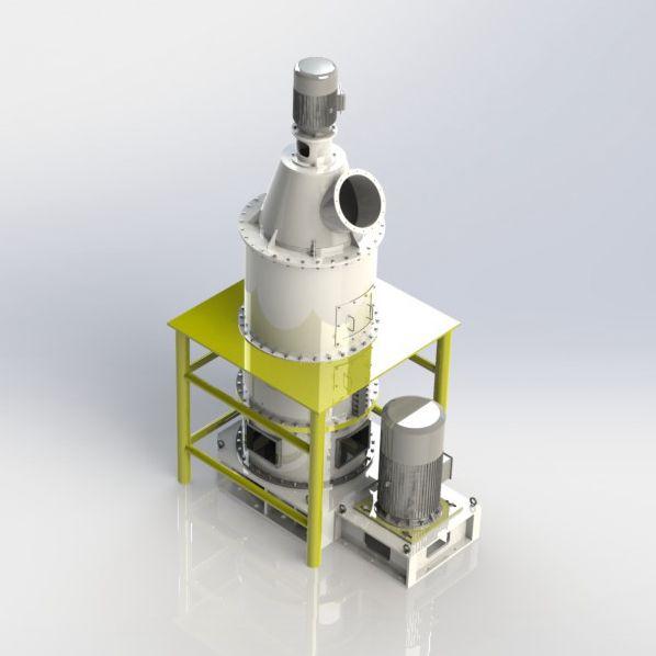 VSHM系列新型环辊磨的图片