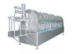 KY-R-LQ600-8m連續外熱式氣氛保護回轉爐