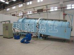 間歇式磷酸鐵鋰煅燒回轉爐