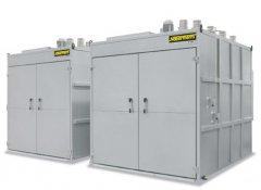 N 4010/45 HA空气循环箱式炉