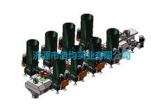 雙螺桿減重式自動配料系統