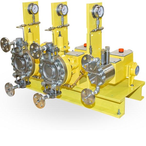 内蒙古米顿罗Milroyal系列计量泵