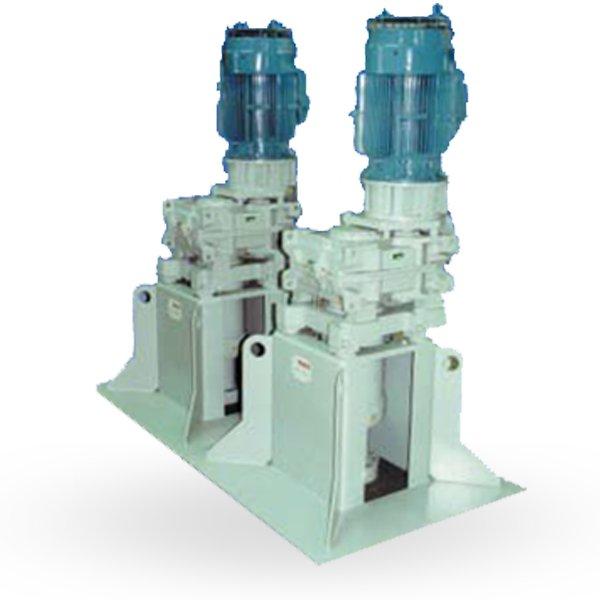 内蒙古米顿罗A5系列(顶进式和底进式)搅拌机