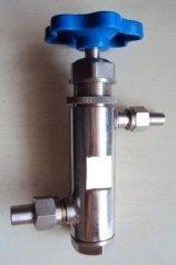 GF8可調式螺紋槽道減壓閥