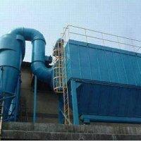 高温熔铝炉含尘烟气净化工程