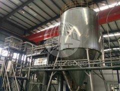 TCPG陶瓷粉专用喷雾干燥机的图片