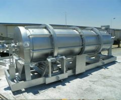 GT-X滾筒冷渣機