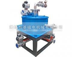 湿式全自动磁选机 山东磁选机 小型磁选机