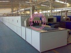 KY-W(Q)系列(气氛保护)电热网带炉