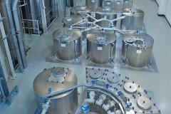 塑料成型加工工廠生產線
