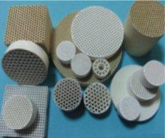 蜂窩陶瓷過濾片