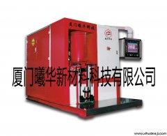 XH-450A自动立式干模冷等静压机