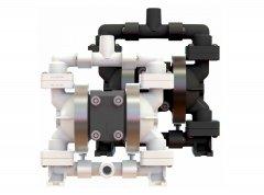 VERSA-MATIC(威马)1/4非金属隔膜泵
