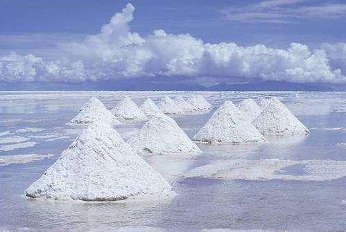 蓝晓科技与五矿盐湖签订2281万元高浓度卤水提锂合同