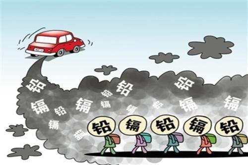 氧化钛治理道路汽车尾气排放污染技术通过专家评审