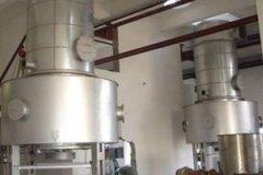 硫化灰KBR烘干機
