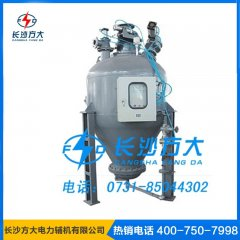 气力输灰仓式泵的图片
