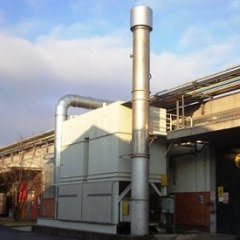 蓄熱式催化焚燒爐 (RCO)
