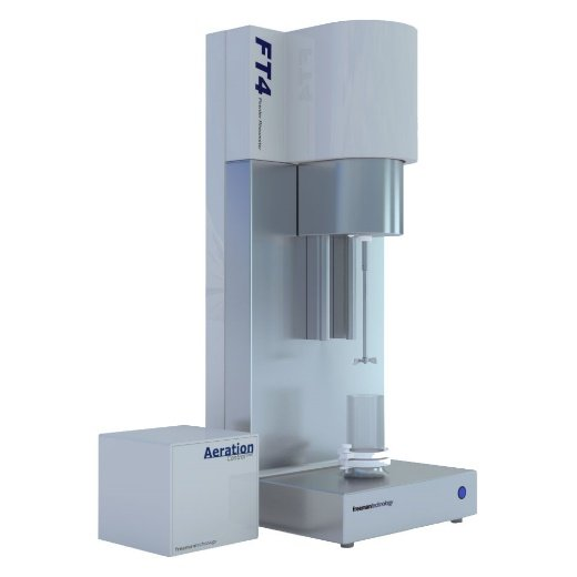 FT4粉体流变仪——粉体流动测试仪