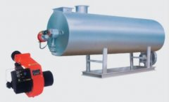 RLY 系列燃油热风炉