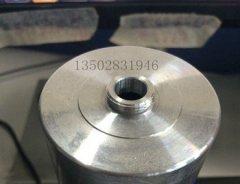 圆形铝合金电池激光焊接