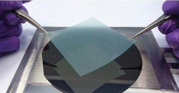 台积电:开发出大面积晶圆尺寸的单晶氮化硼成长技术