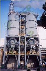 氣力輸送系統終端料倉