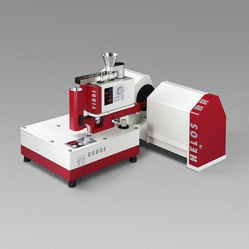 HELOS&RODOS气流分散干法激光粒度仪的图片