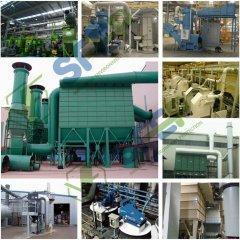 工业粉尘处理系统
