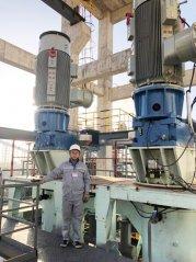 冶金与煤化工大型超细磨机