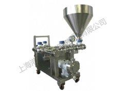 固液混合自吸泵机