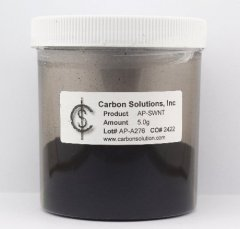 Carbon Solutions 单壁碳纳米管