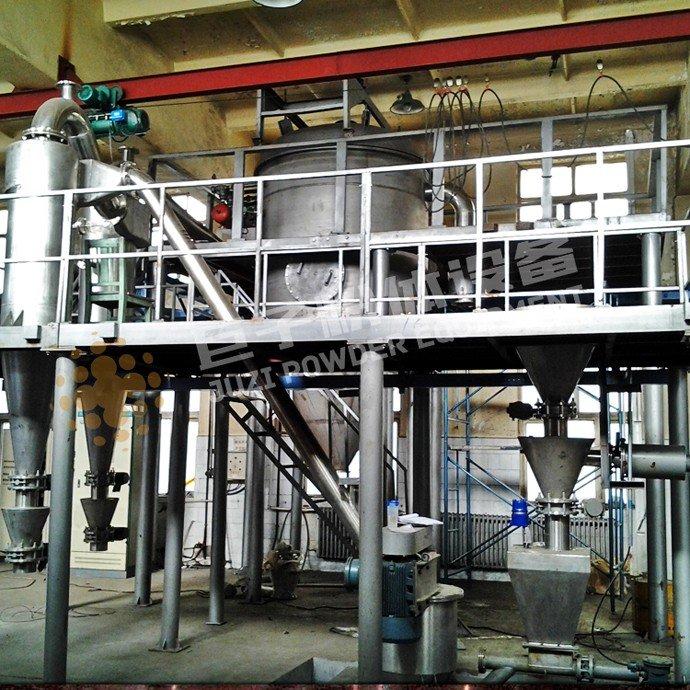 氮保气流粉碎机