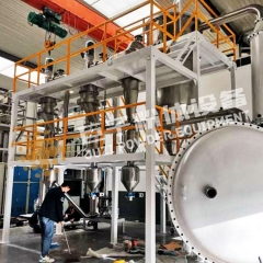 惰性气体保护超微粉碎分级机