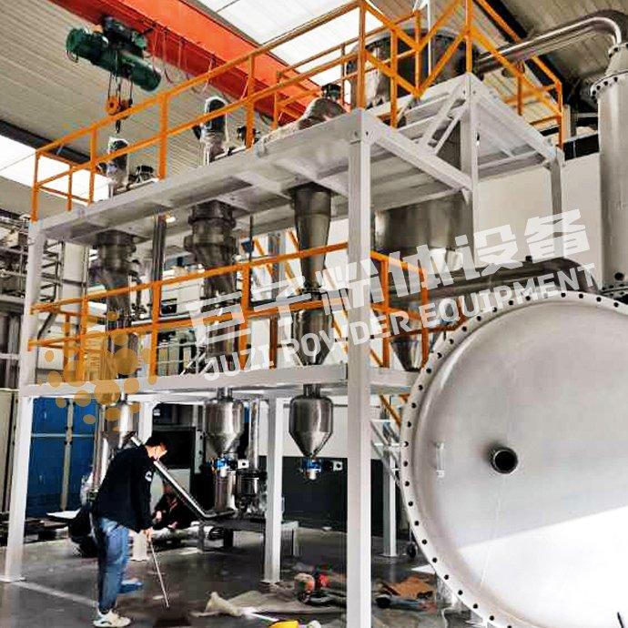惰性气体保护超微粉碎分级机的图片