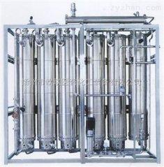 LDN系列内螺旋多效蒸馏水机