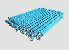 耐磨陶瓷钢管(一体成型)