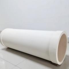 新型回轉窯非金屬連續式陶瓷內膽高鎳三元材料330X330X160耐腐蝕匣缽、99.9氧化鋁電爐內襯窯爐內管陶瓷管
