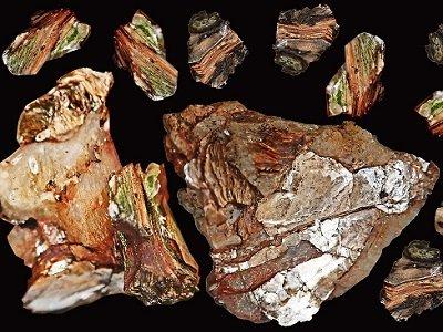 矿物生长机制研究获新认识 开启新窗口