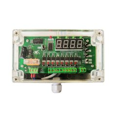 SXC-5A1在线脉冲控制仪的图片