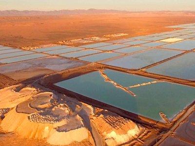 智利将开放40万吨锂储量供勘探
