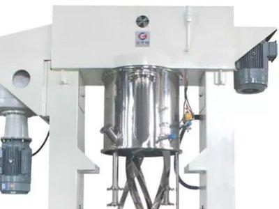 一文了解搅拌混合设备生产商——豪杰特化工机械