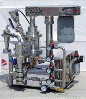 QLM-80K氣流磨主機的圖片