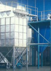 LDM低压袋式除尘器