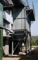 LM脈沖袋式除塵器