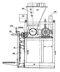 BWF-250 微粉包裝機