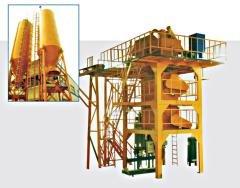 环保节能型单组份保温砂 浆生产线